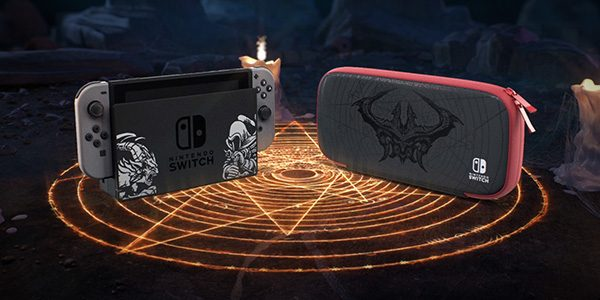 Diablo 3 Nintendo Switch Pack