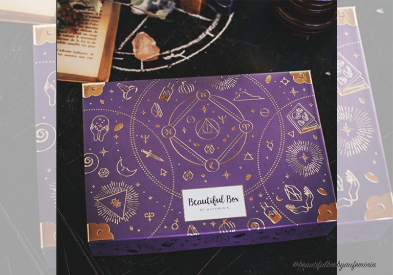 beautifulbox by aufeminin Harry Potter