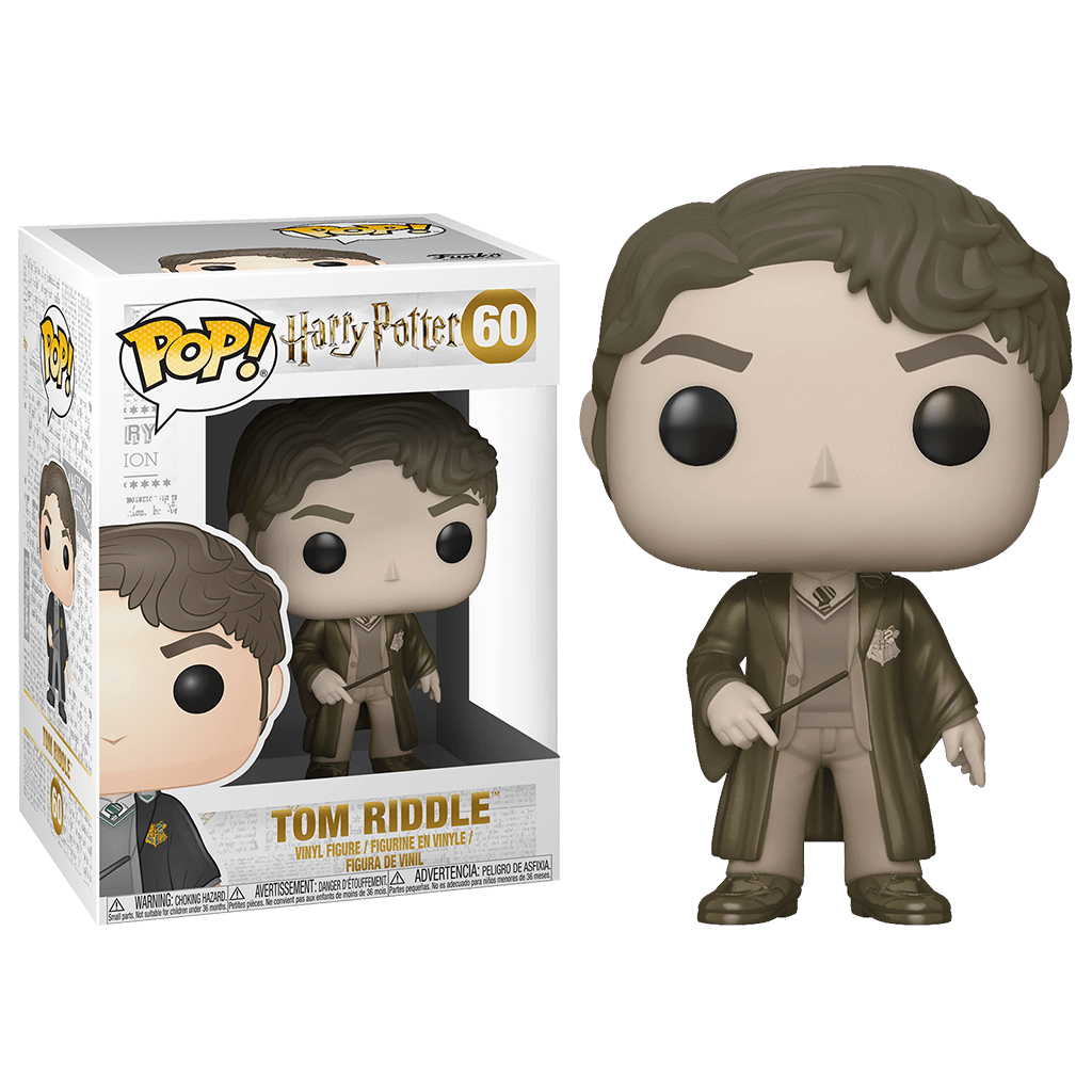 wootbox harry potter pop!