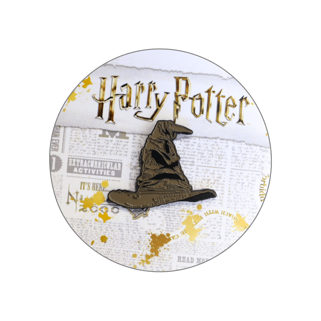 wootbox pins harry potter
