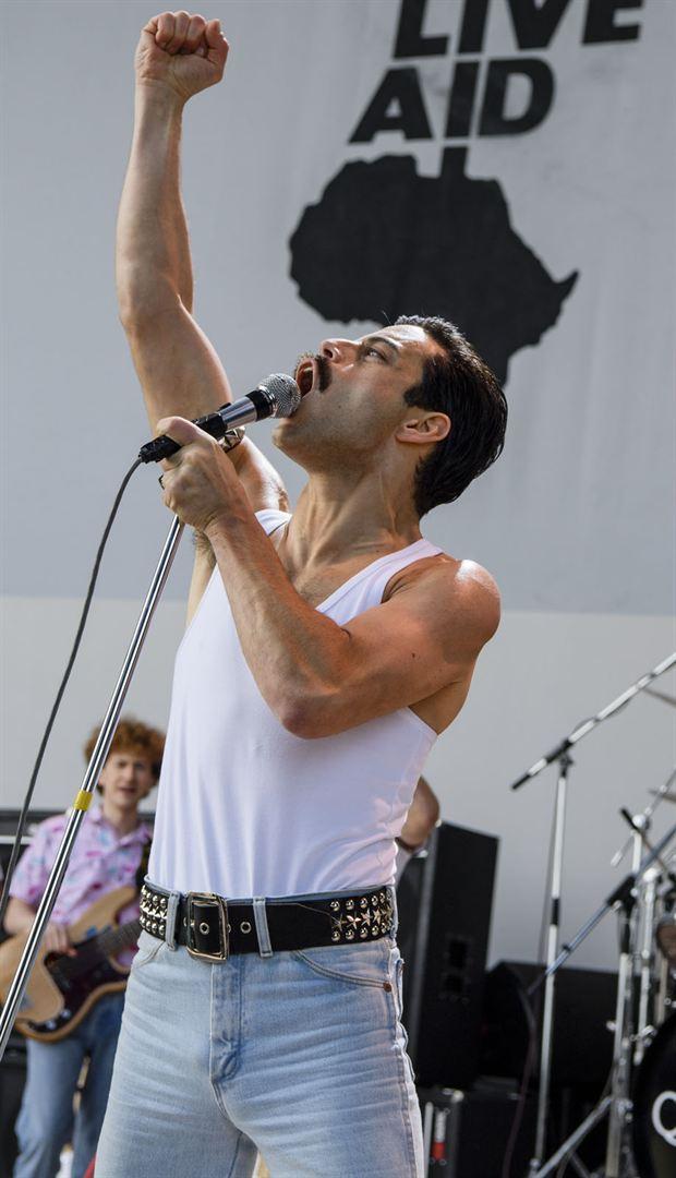 Stars Rami Malek Film Bohemian Rhapsody