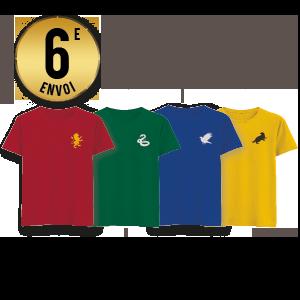 T shirt Hogwarts