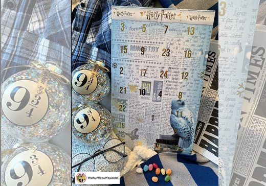 Calendrier de Bijoux Harry Potter 2018
