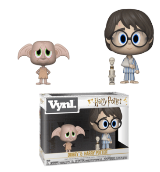 Funko Vinyl Harry Potter et Dobby