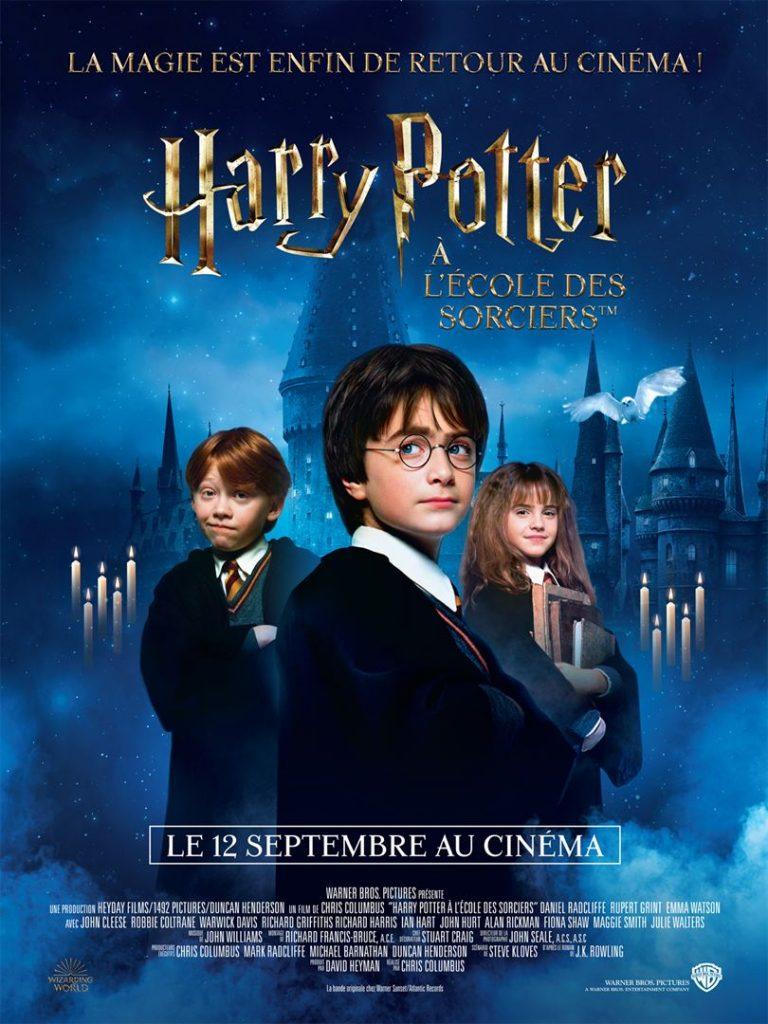 Film Harry Potter à l'école des sorciers