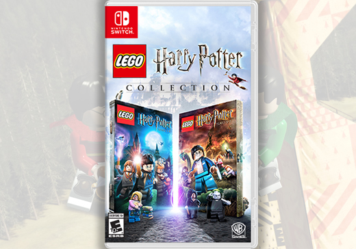Harry Potter Collection LEGO Nintendo Switch