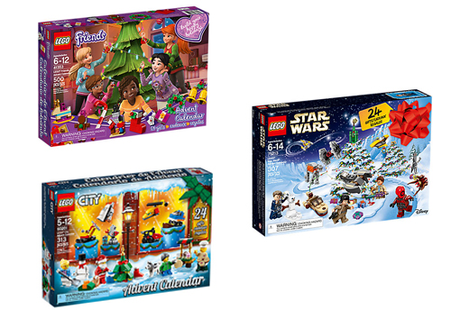 Calendrier Avent Lego City.Les Calendriers De L Avent Lego Witchimimi