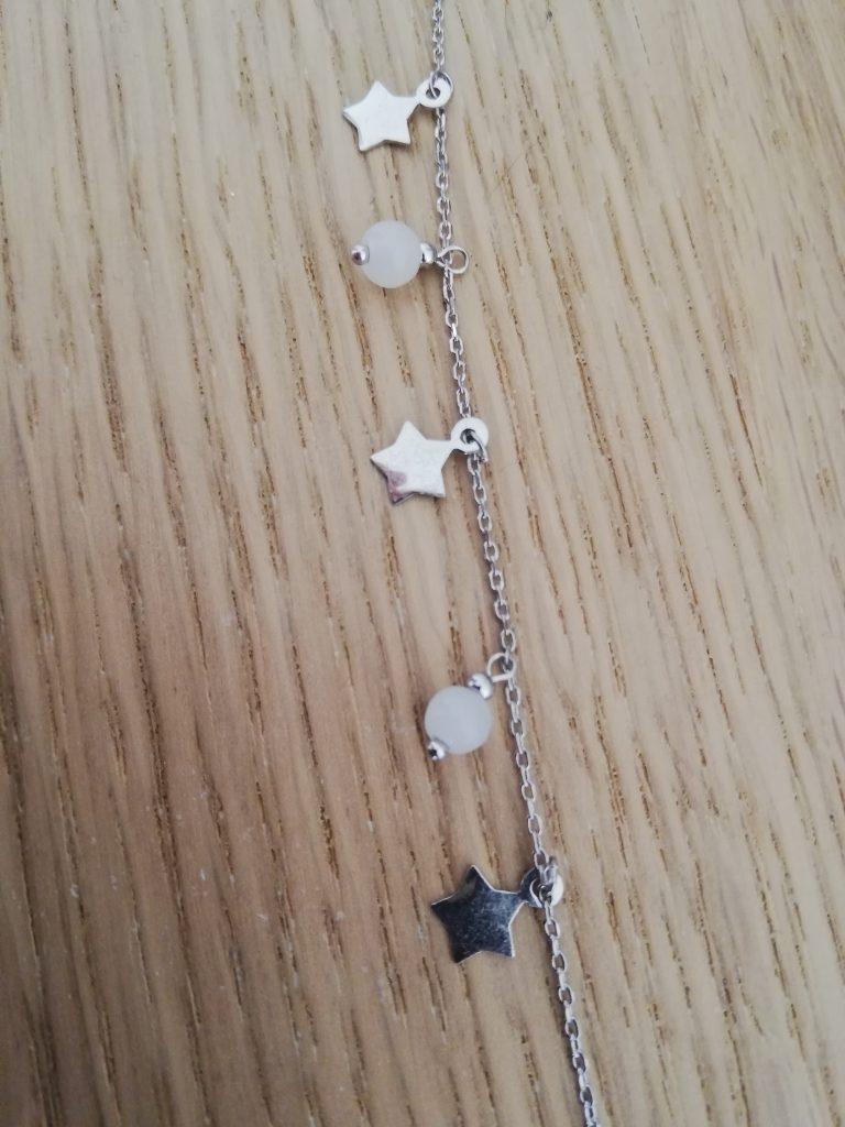 Bracelet JewekCandle La-La Llama étoiles