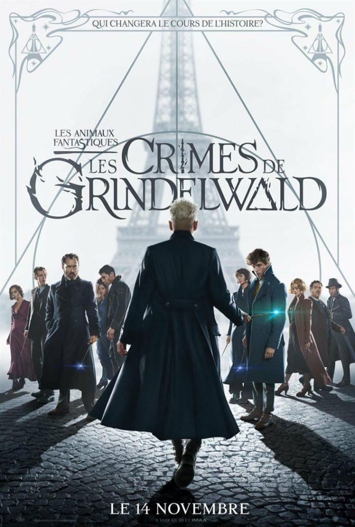 Les Animaux fantastiques Les crimes de Grindelwald