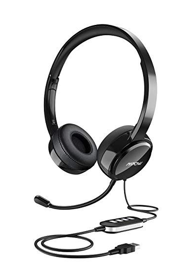 Micro Casque PC Filaire Amazon