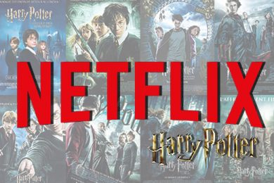 Netflix Harry Potter