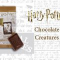 Creatures en Chocolat Harry Potter