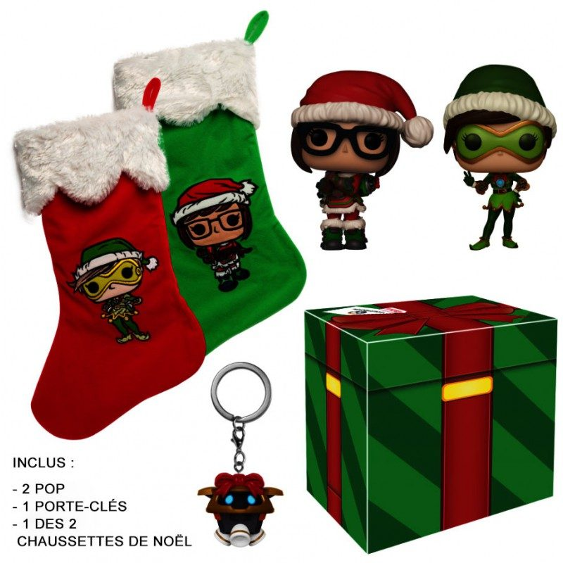 Coffret Noël Micromania Zing