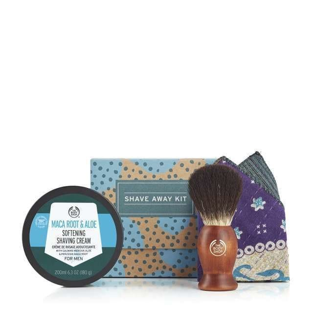 Kit de Rasage The Body Shop