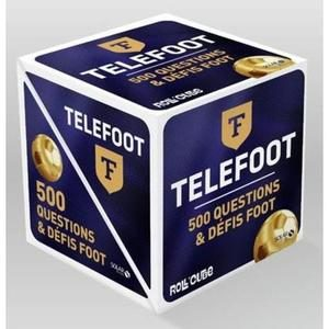 Livre ROLL'CUBE telefoot