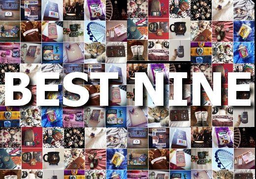 Best Nine @witchimimi on instagram 2015-2018
