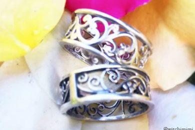 Anneaux cleor vs sochic bijoux