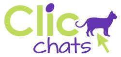 Clic Animaux Chats logo