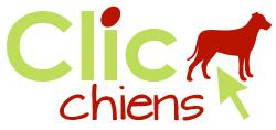 Clic Animaux Chien logo