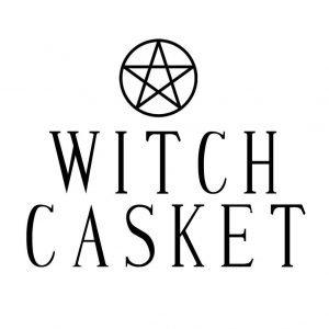 Logo witch casket