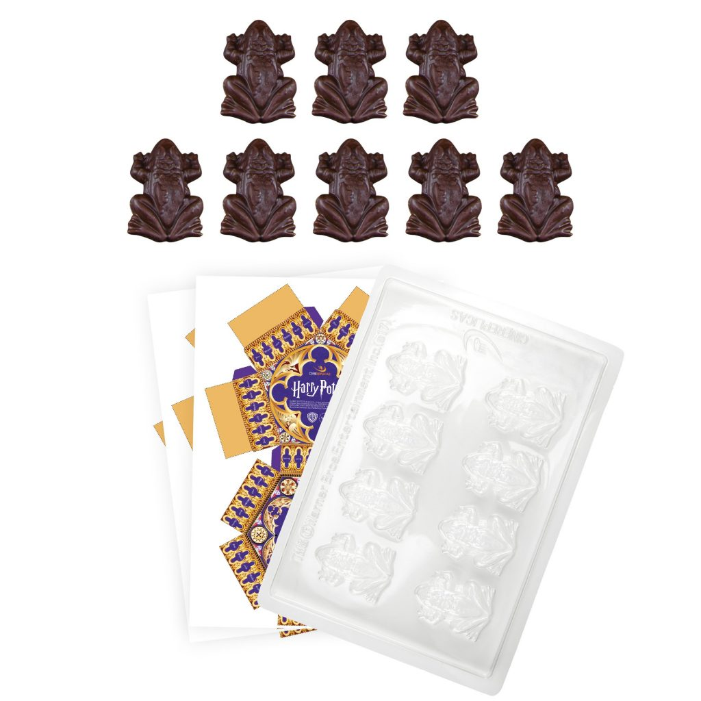 Moule à Chocolate frog