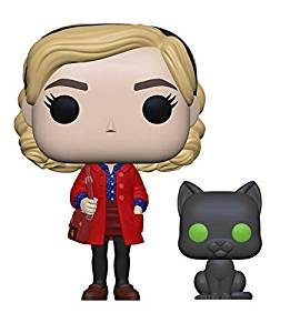 Funko Pop Sabrina et Salem