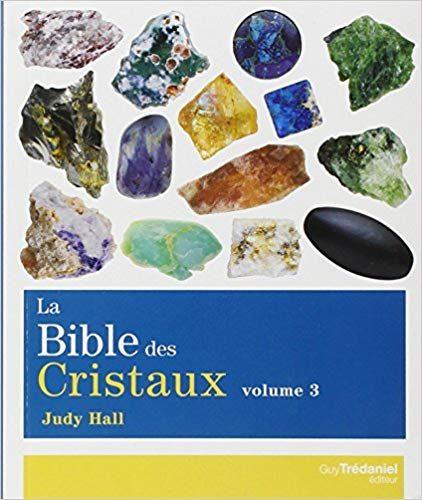 Livre La bible des cristaux Vol.3