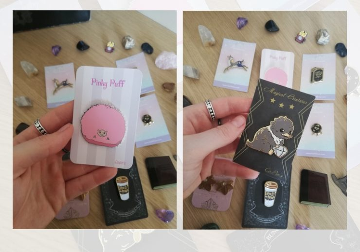 Achats Witchimimi Co. Pins