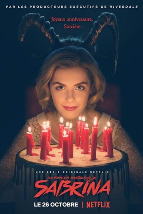 Les nouvelles aventures de Sabrina Netflix