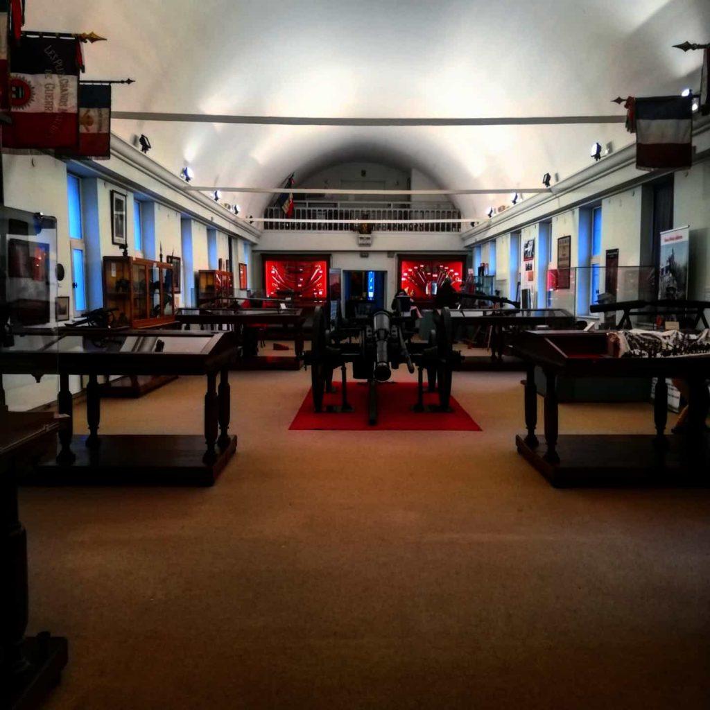 Musee des canonniers à Lille salle 2