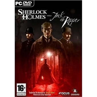 Sherlock Holmes contre Jack L'éventreur PC