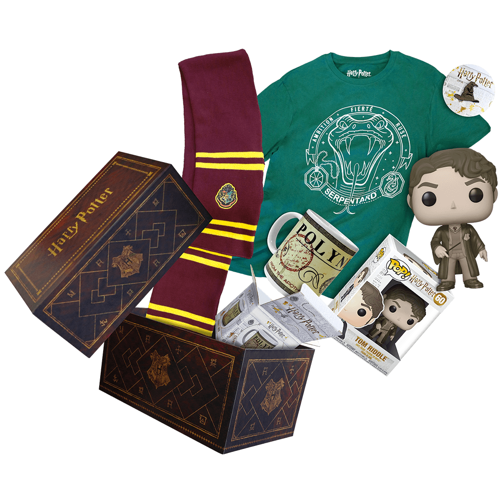 wootbox Harry Potter 2018 2