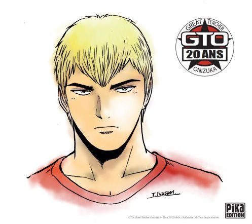 Illustration 20 ans GTO