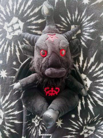 Peluche Dark Lord Red Killstar