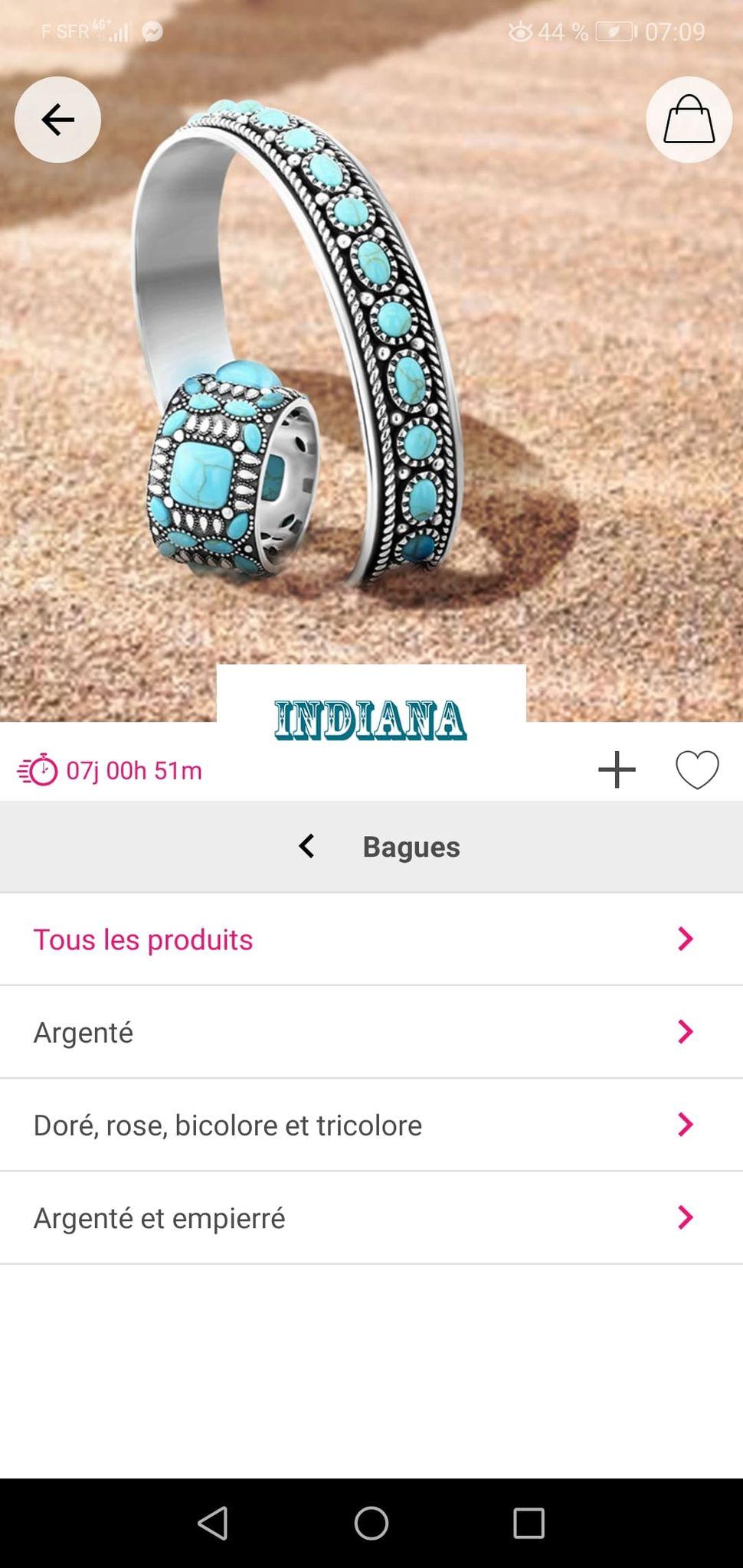 Bague Indiana slide 1