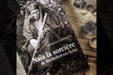 Naïa La sorcière de Rochefort-en-Terre Livre couverture blog witchimimi