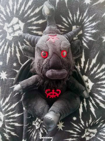 Peluche Dark Lord Red Killstar