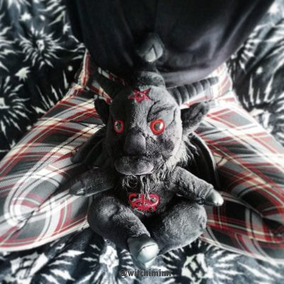Peluche Killstar Dark Lord