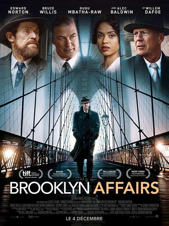 Affiche Brooklyn Affairs
