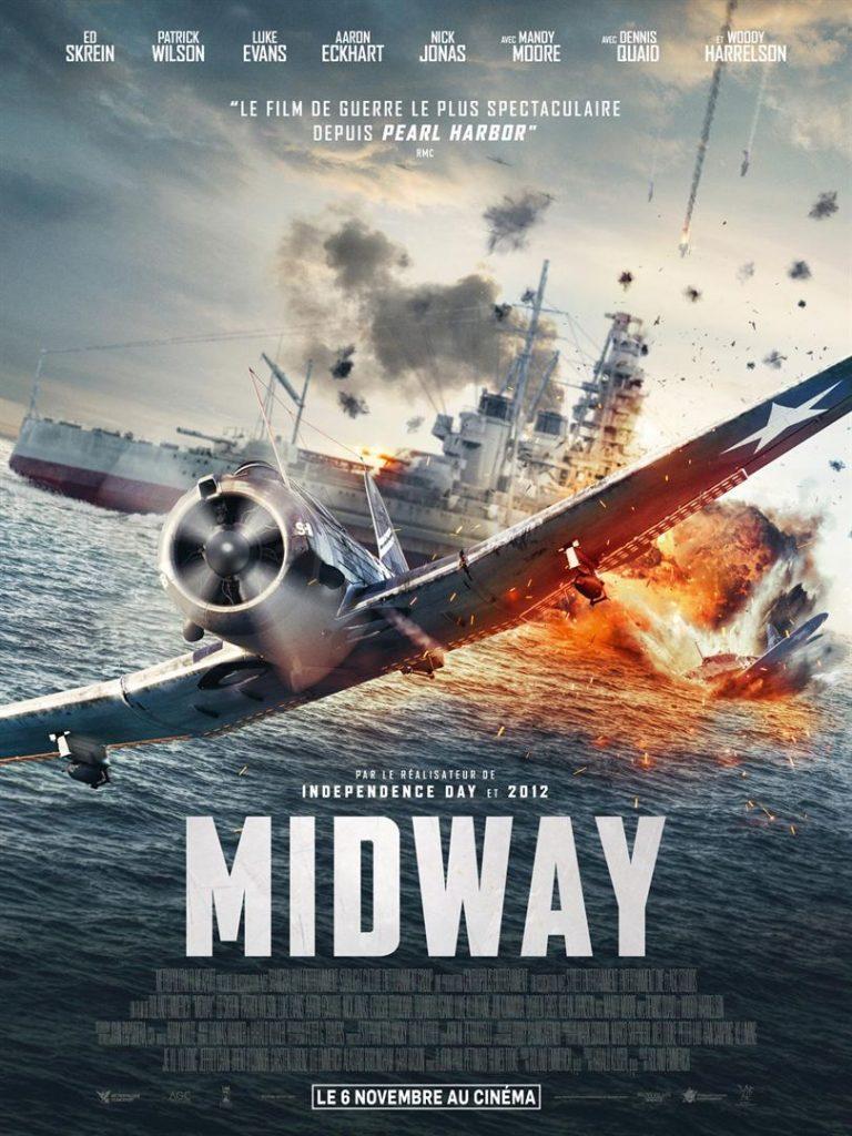 Affiche Film Midway 2019