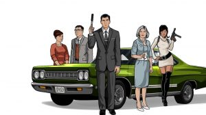 Série Netflix Archer