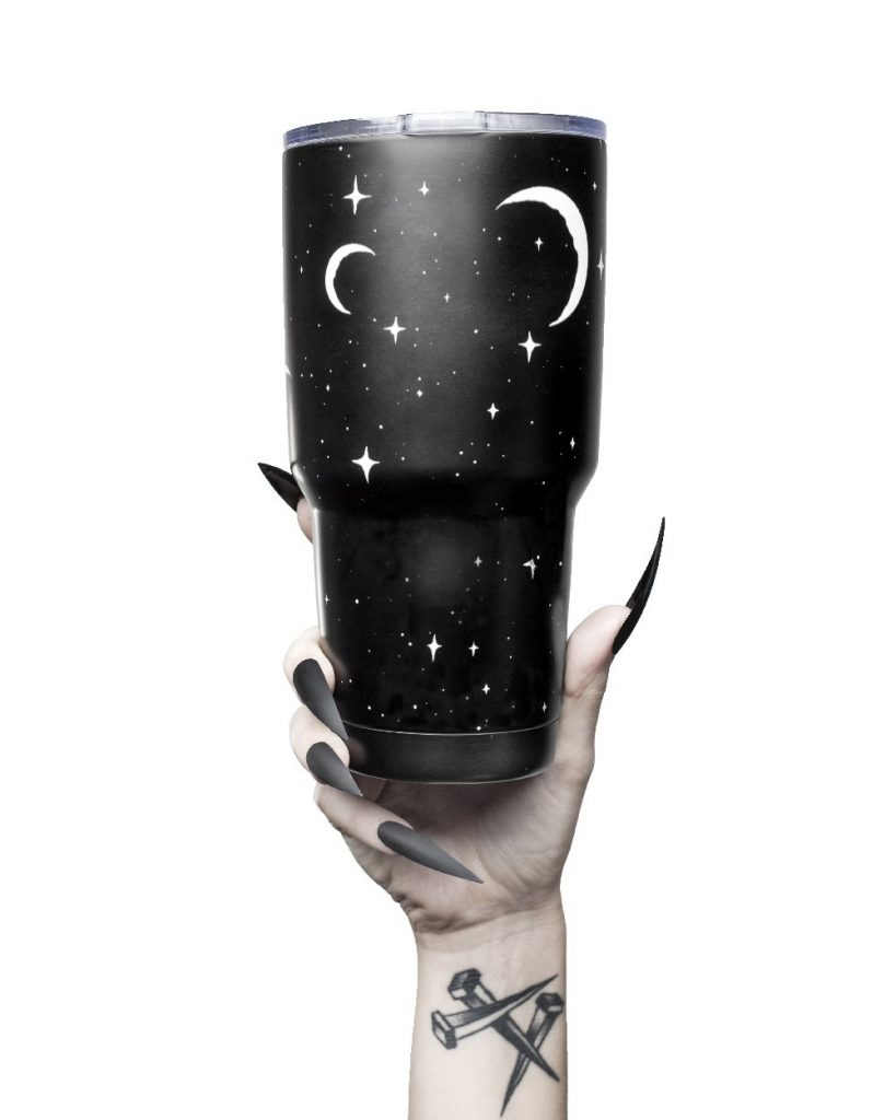 Moonlight Insulated Tumbler - 850ml 30oz Rogue and Wolf