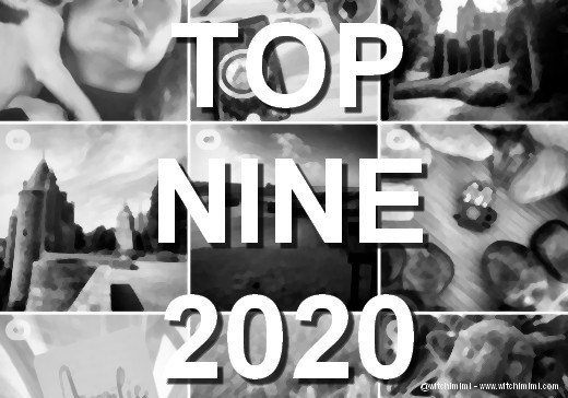 Couverture Top Nine 2020 Witchimimi