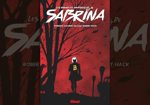 Les nouvelles aventures de Sabrina T1 BD