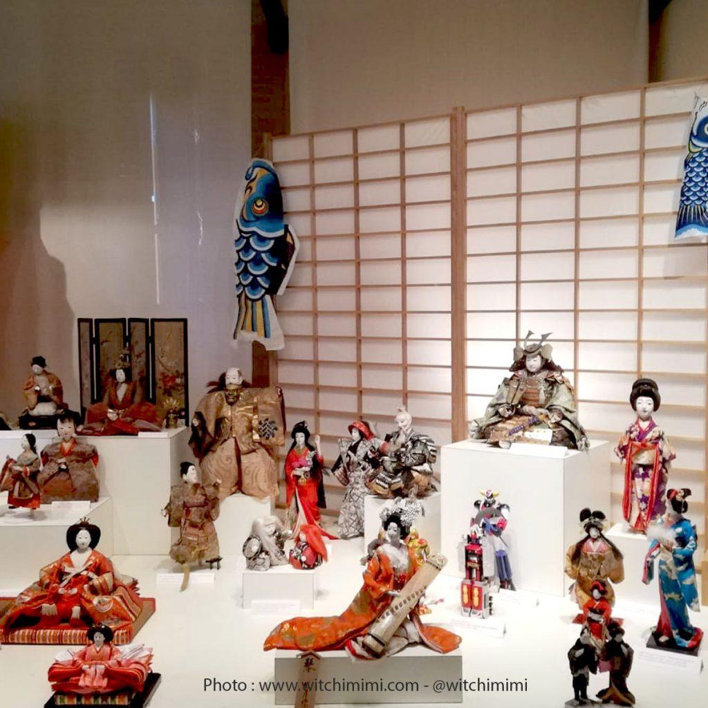 Musée de Poupées Josselin (Asiatique)