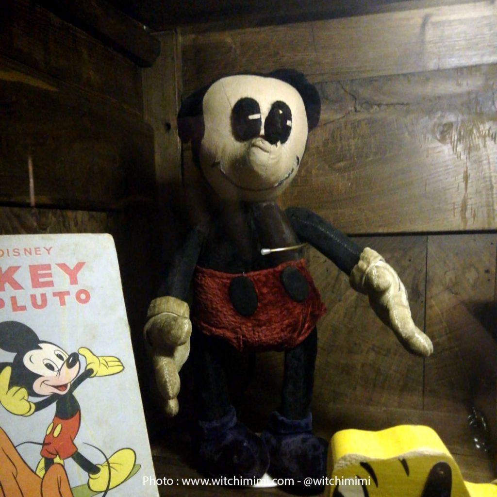 Musée de Poupées Josselin (Mickey)