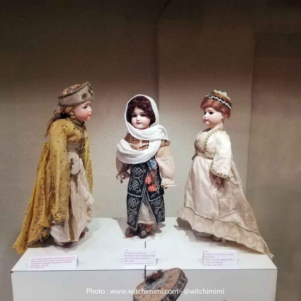 Musée de Poupées Josselin