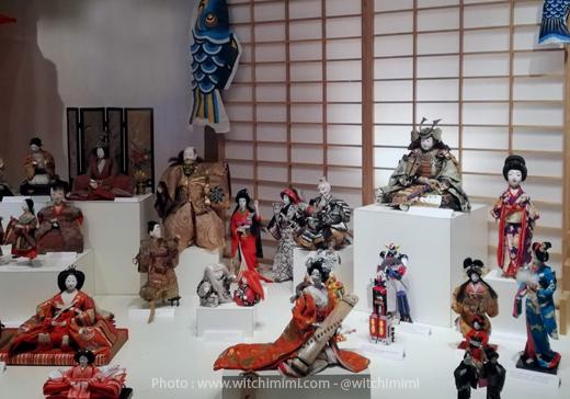 Musée de Poupées Josselin (Asie)