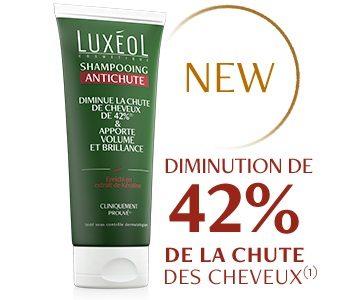 Luxéol Chute de cheveux shampoing