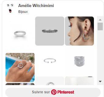 Wishlist Pinterest Bijoux